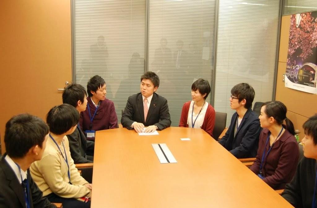 学生懇談会を開催