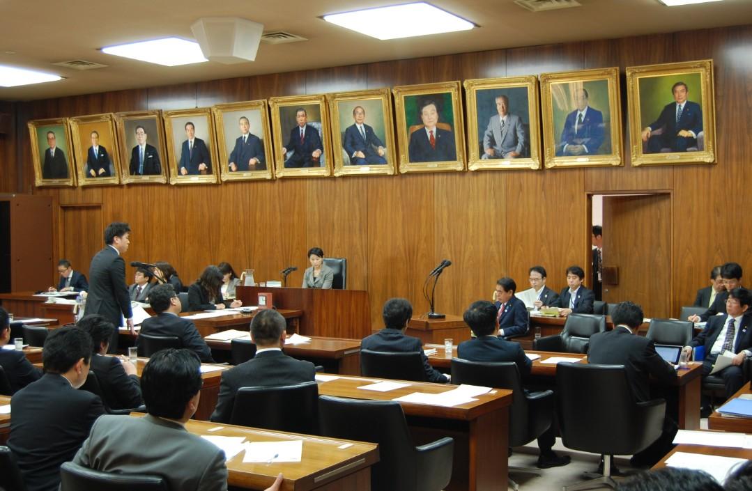 2013/10/30(水) 衆議院 文部科学委員会②