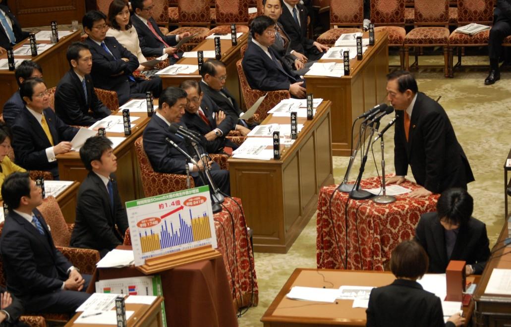 衆院予算委員会(2015/2/27)3