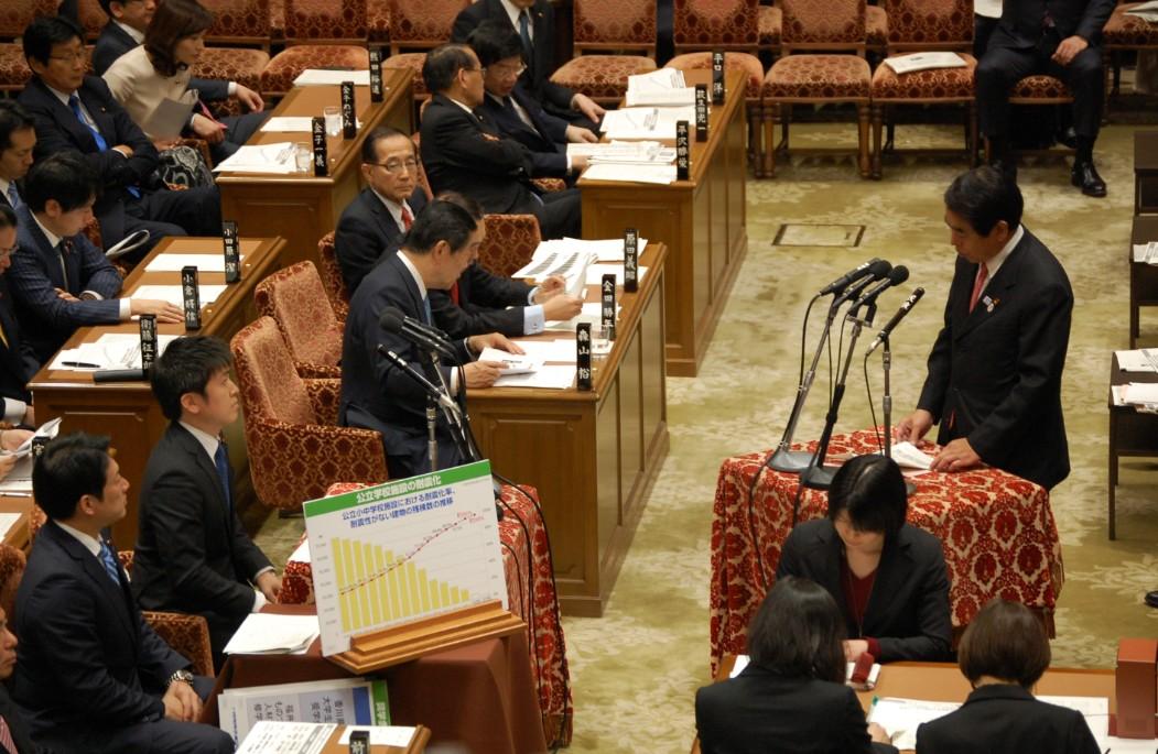 衆院予算委員会(2015/2/27)5
