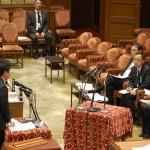 150309予算委員会 公聴会①