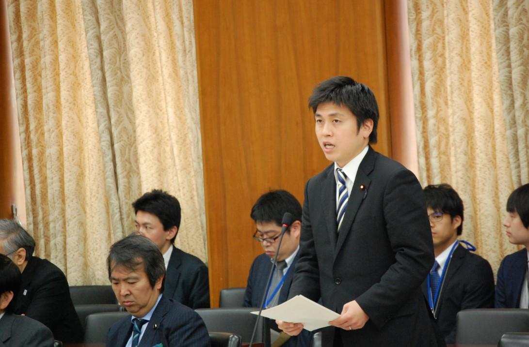 衆院文部科学委員会(2015/4/22)2