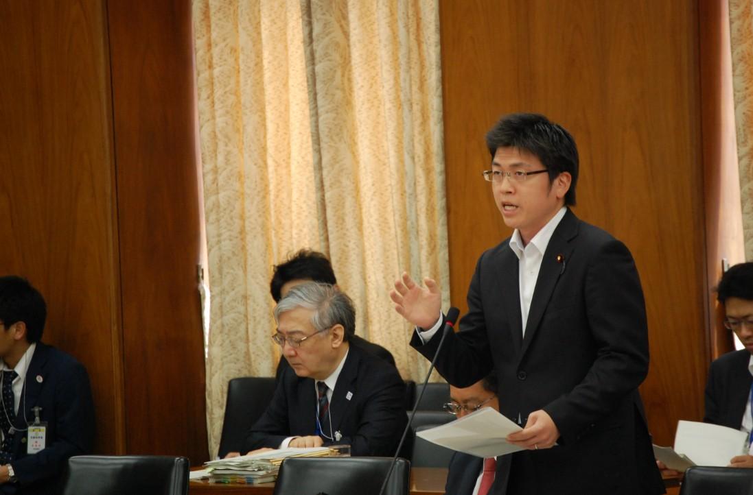衆院文部科学委員会(2015/5/22)3