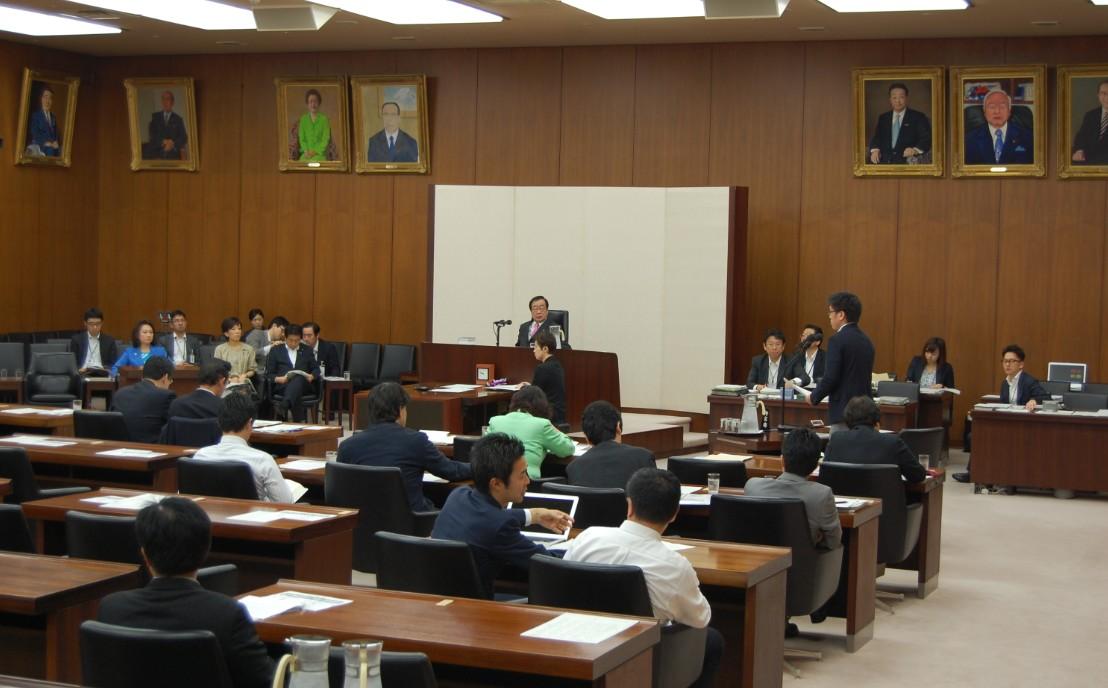 衆院厚生労働委員会(2015/5/29)1