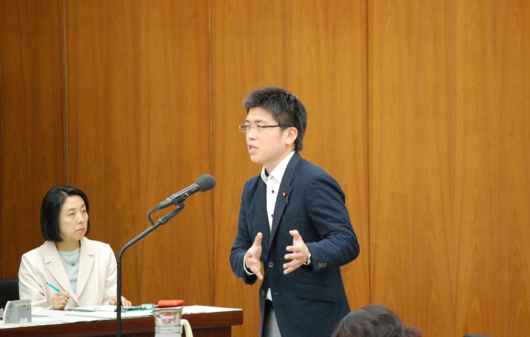衆院厚生労働委員会(2015/5/29)6