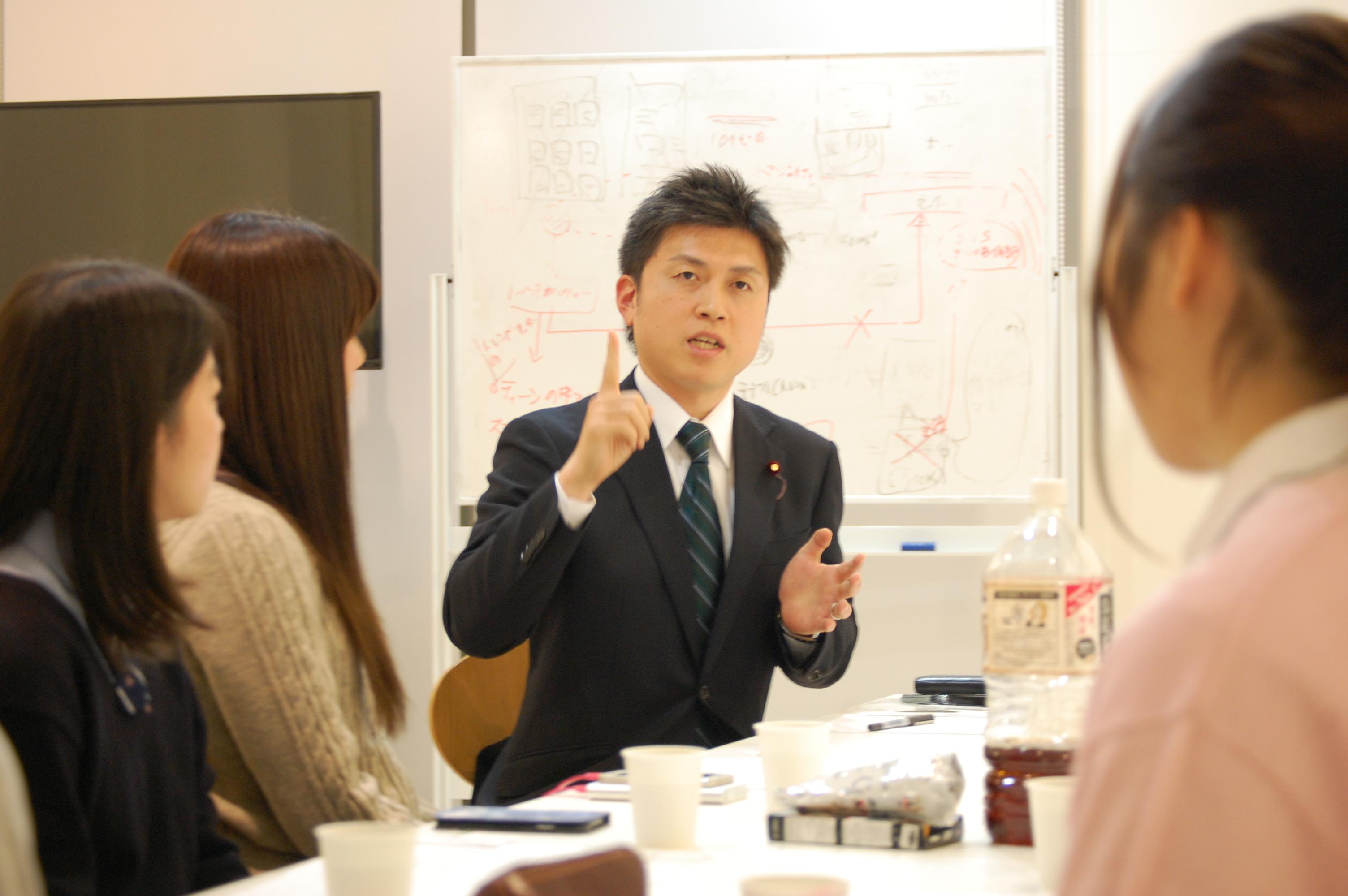 マイナビティーンズ企画で中高生と懇談(下)