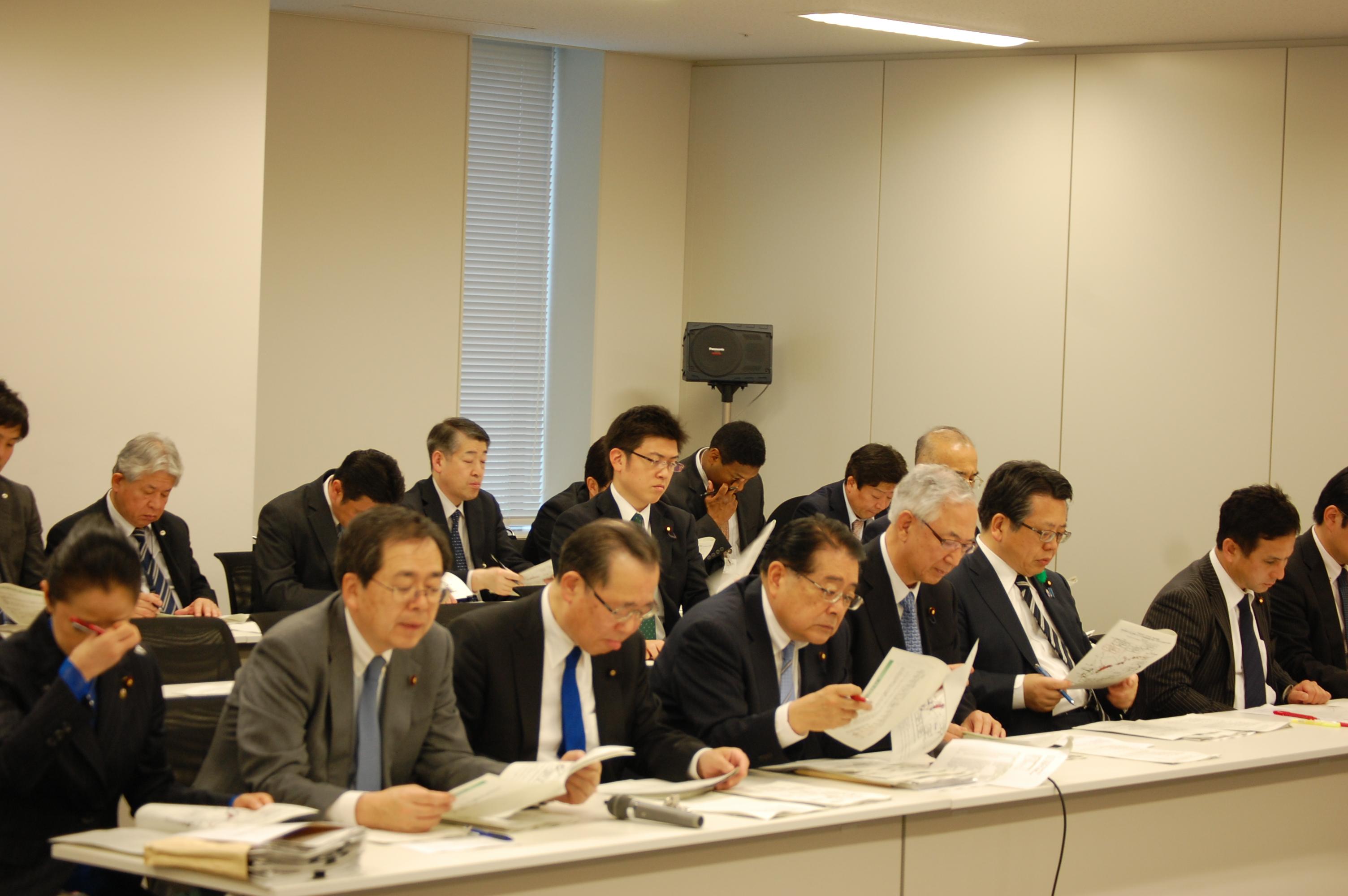 熊本地震対策本部を開催