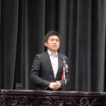 160522和田山で時局講演会②