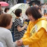 160630(西神中央)街頭演説⑤