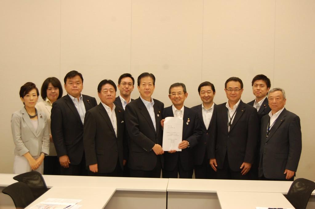 関西の経済団体・自治体から要望