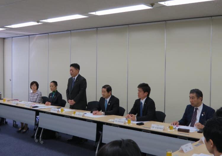 関西経済同友会と意見交換