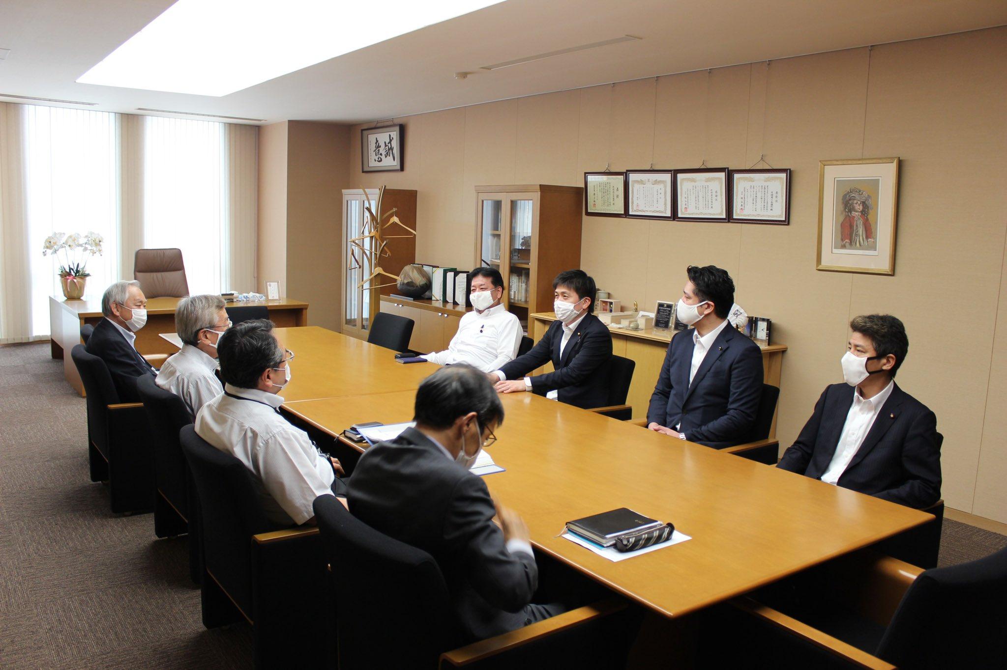 尼崎商工会議所を訪問