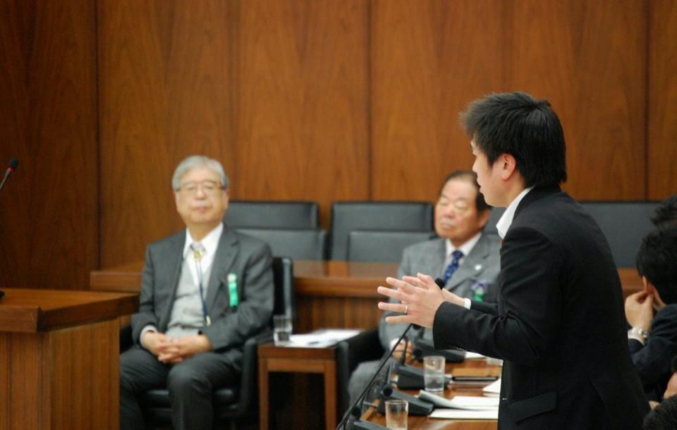 文部科学委員会で教育委員会制度改正について議論