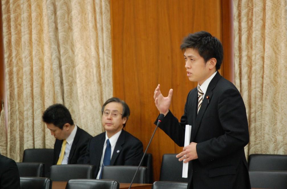 文部科学委員会で東京オリンピック・パラリンピックについて質問