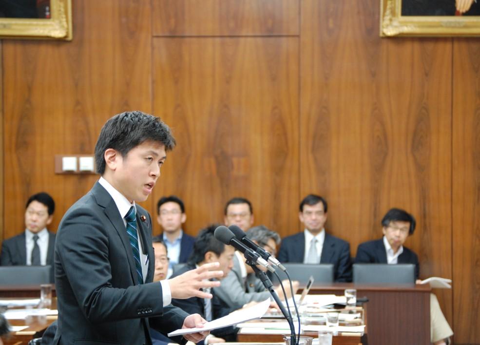 2013/11/6(水) 衆議院 文部科学委員会③