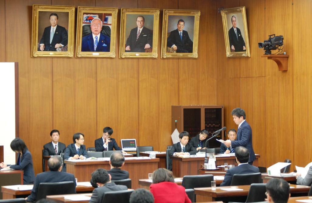 2013/11/14(木) 衆議院 原子力問題調査特別委員会⑥