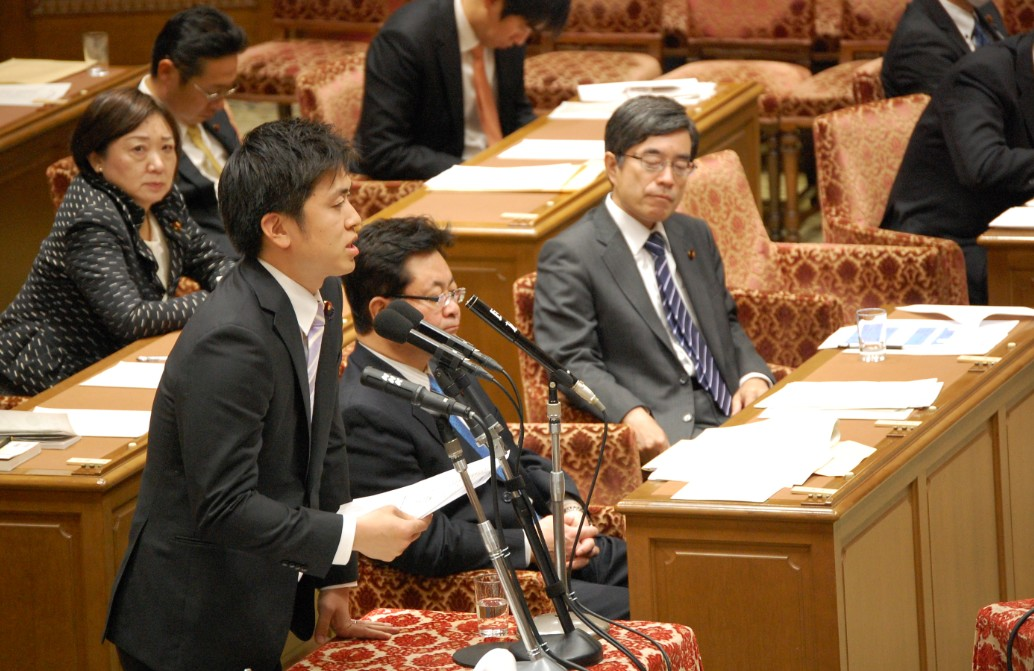 衆院震災復興特別委員会(2013/12/03)1
