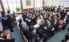 第187回臨時国会が開会