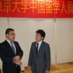 150217東京大学中国留学人員の新年会⑤