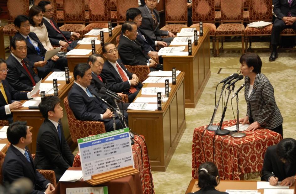 衆院予算委員会(2015/2/27)2