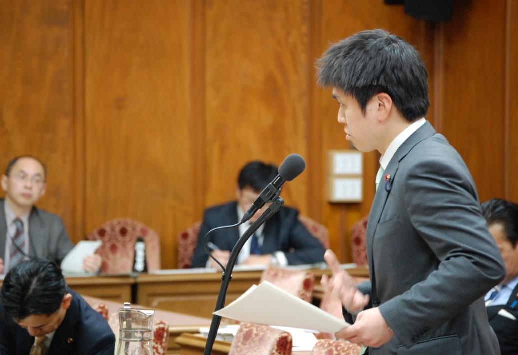 衆院予算委員会第5分科会(2015/3/10)7