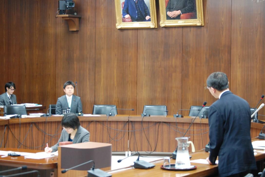 衆院予算委員会第6分科会(2015/3/10)4