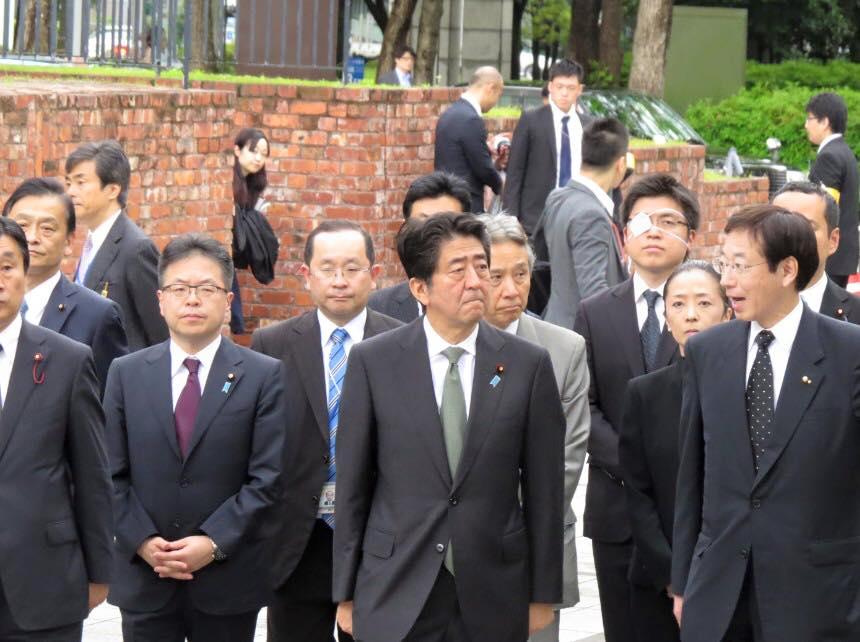 総理が神戸市を訪問