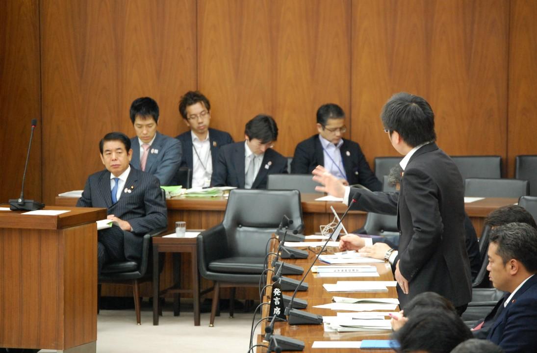衆院文部科学委員会(2015/5/22)5