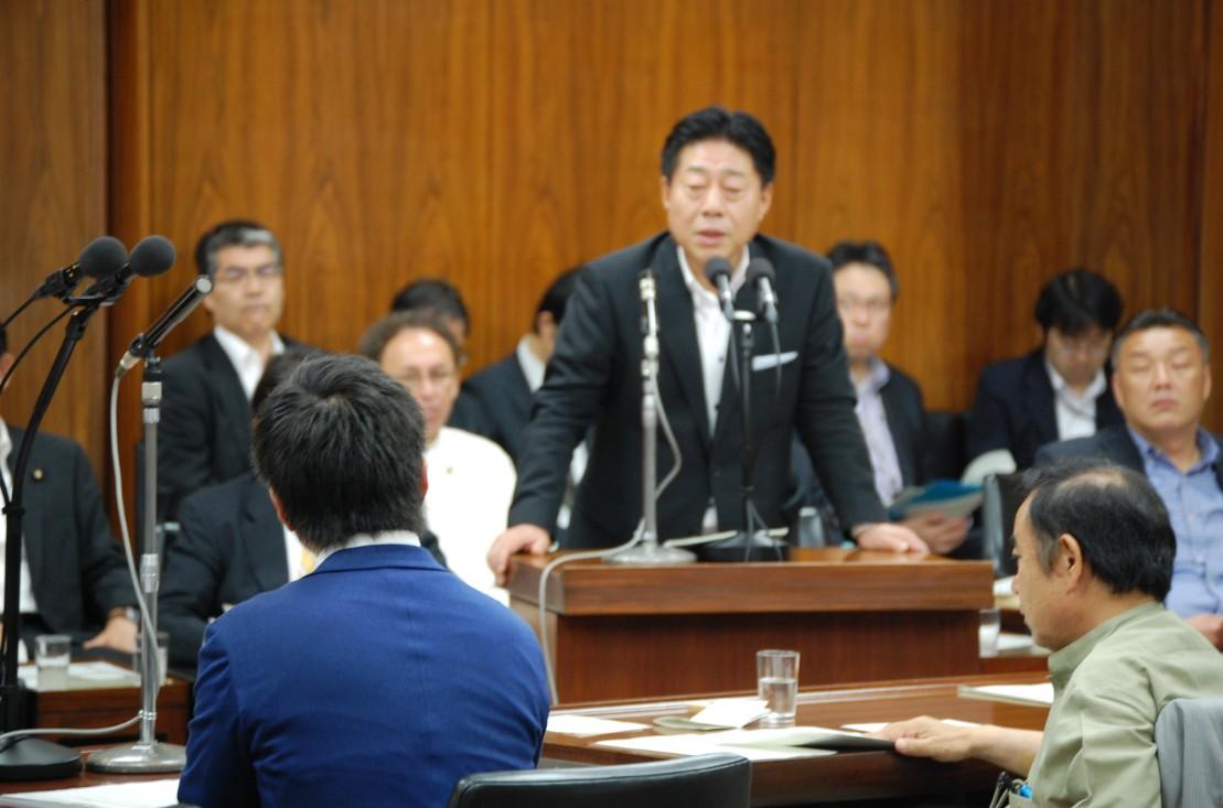 衆院政治倫理の確立及び公職選挙法改正に関する特別委員会(2015/6/2)1