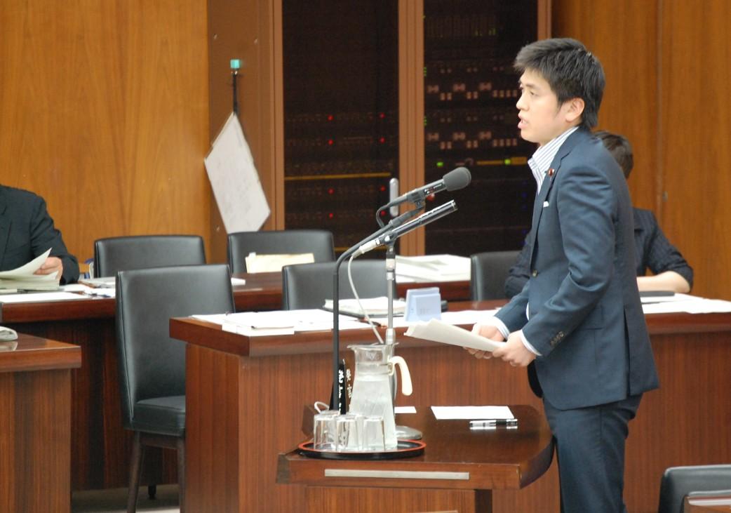 衆院厚生労働委員会(2015/6/11)2