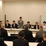 150723ヘイトスピーチ問題対策PT、青年委員会合同会議①
