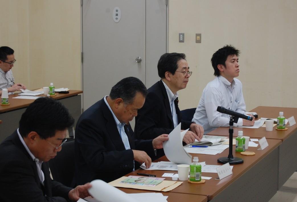 東京家庭裁判所を視察