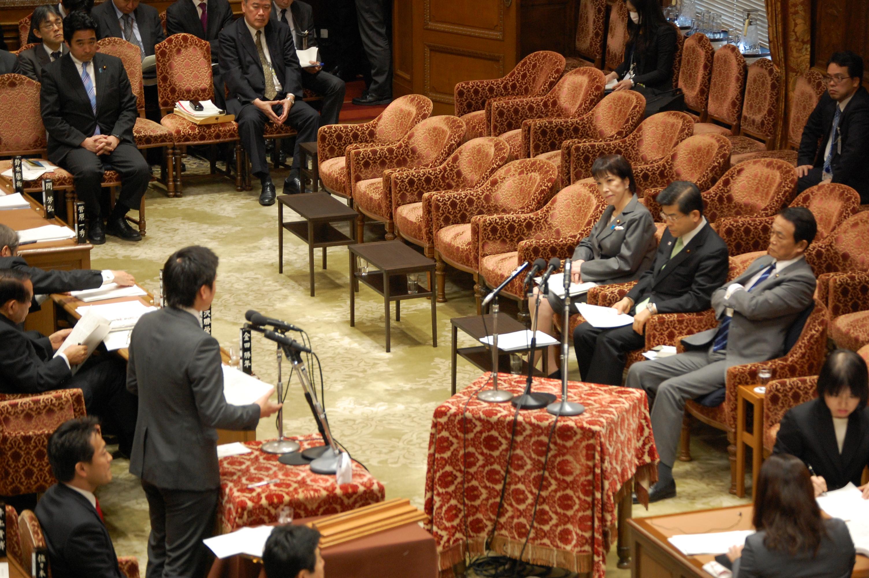 衆院予算委員会(2016/2/8)4