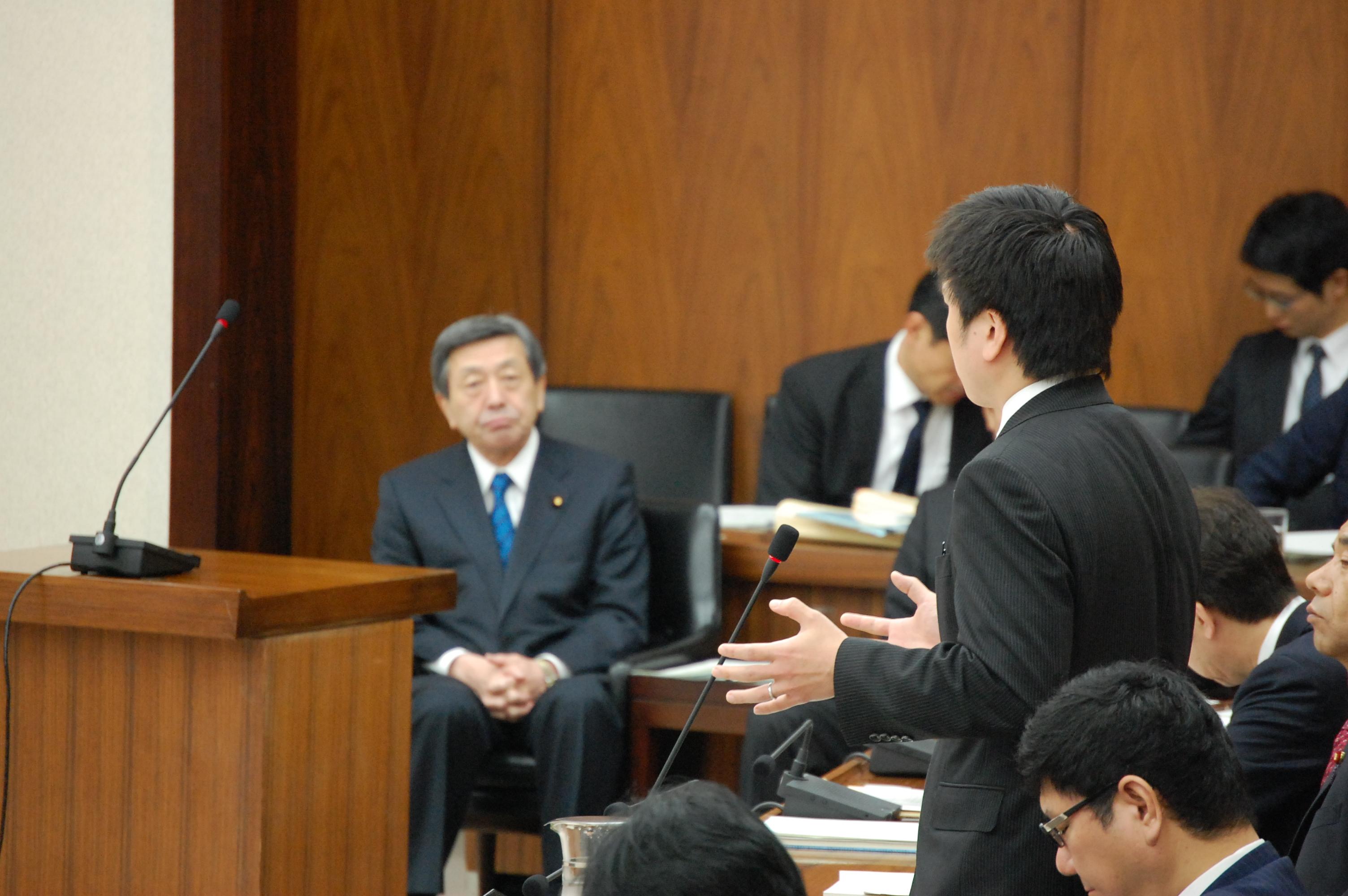 衆院経済産業委員会(2016/3/16)1
