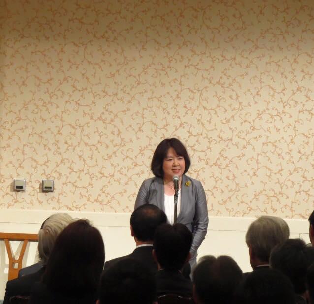 西宮・芦屋で政経セミナーを開催