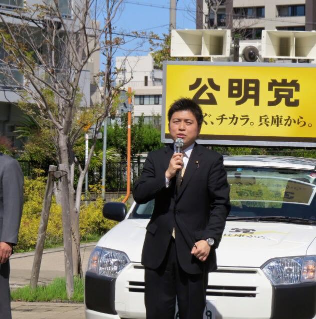 西宮・尼崎・伊丹で街頭演説