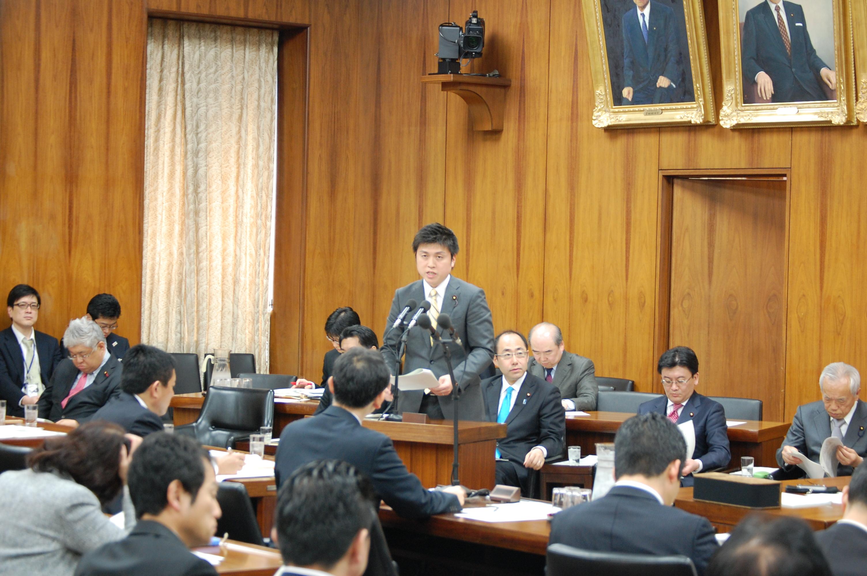 国境離島保全のための議員立法が成立