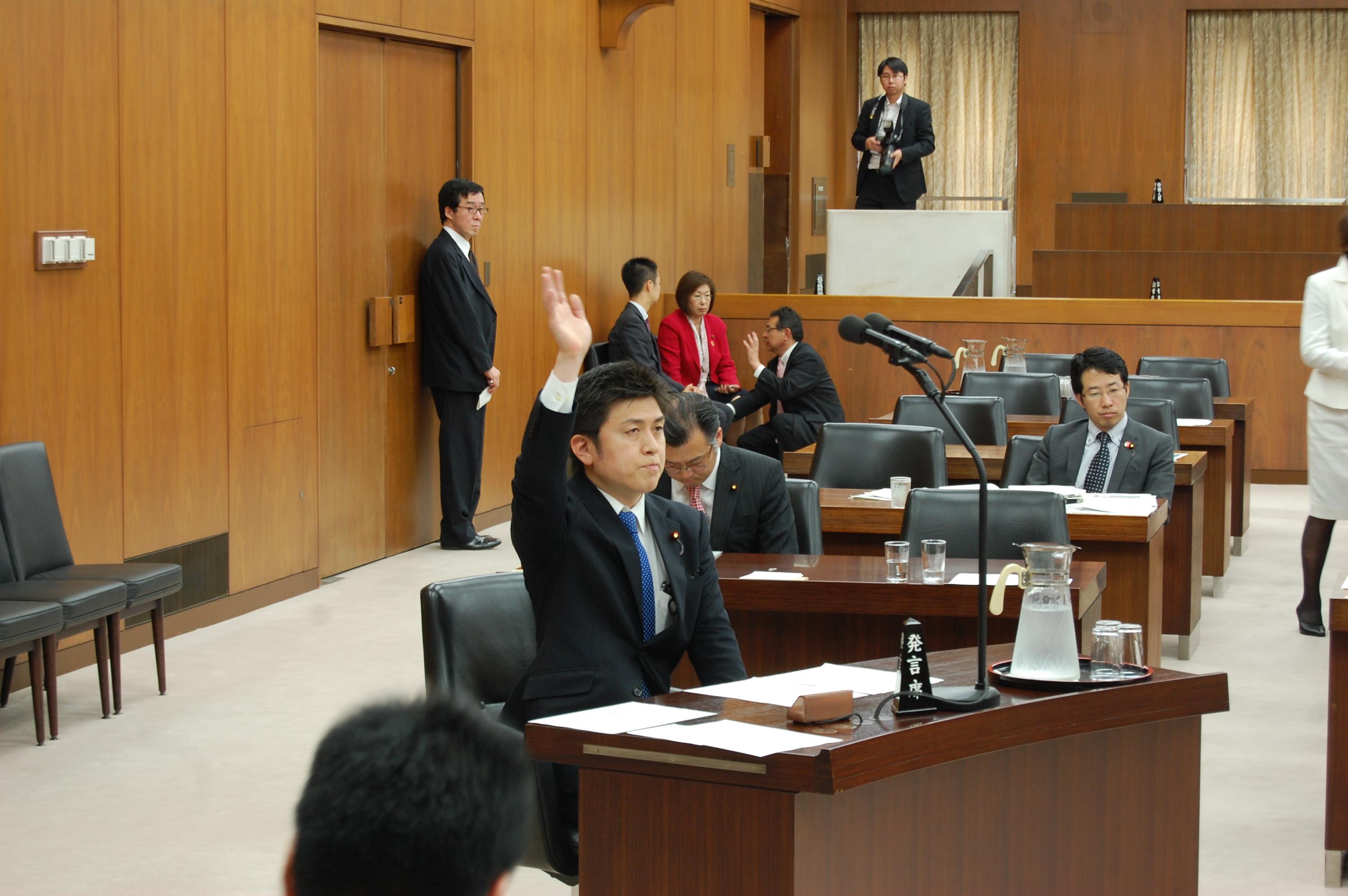 衆院厚生労働委員会(2016/4/22)2