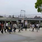 160503武庫川で伊藤たかえさんとウォーキング②