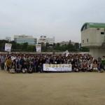 160503武庫川で伊藤たかえさんとウォーキング③