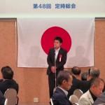 160515兵庫県電気工事工業組合尼崎支部の総会に参加②