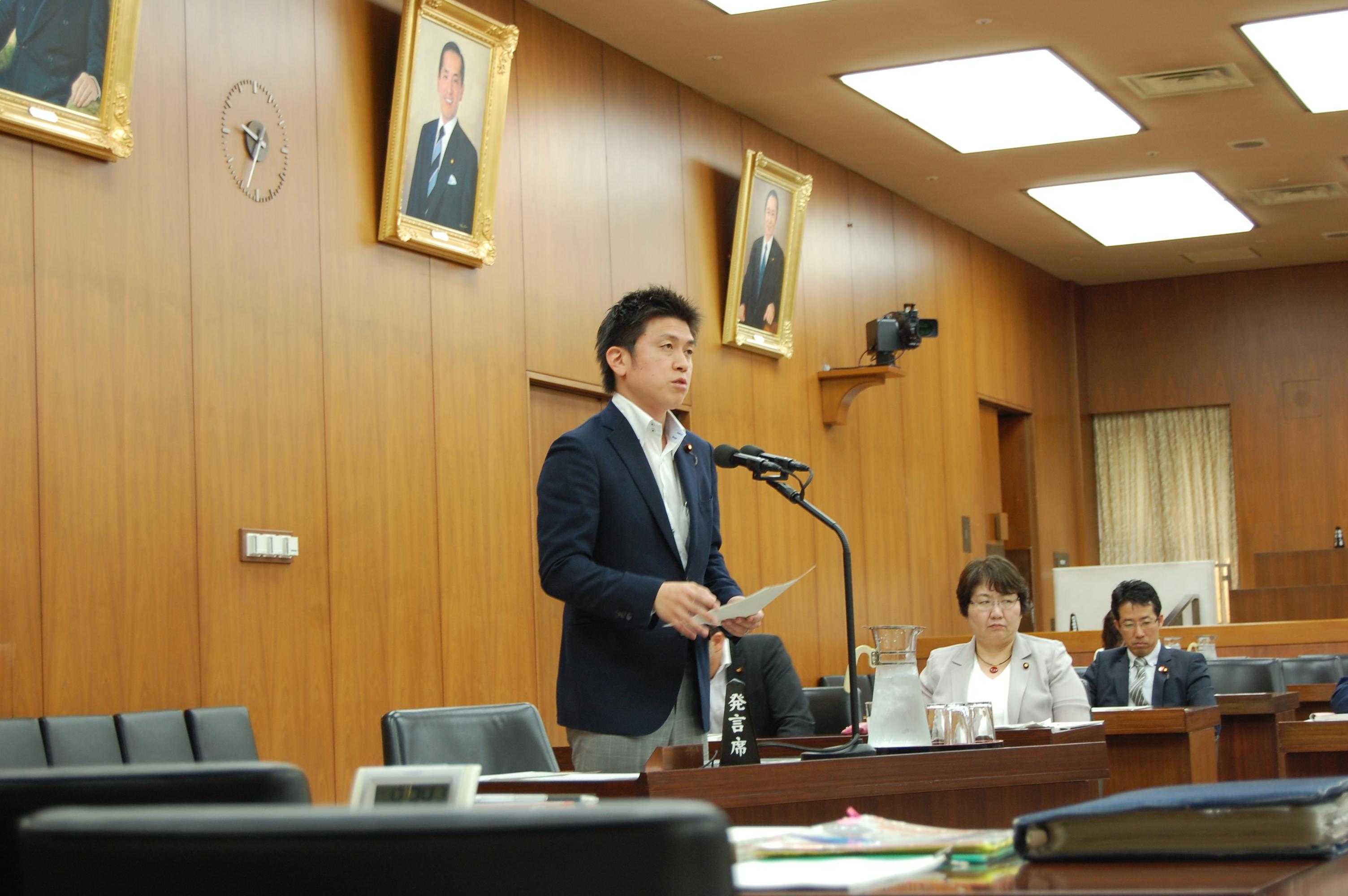 衆院厚生労働委員会(2016/5/18)4