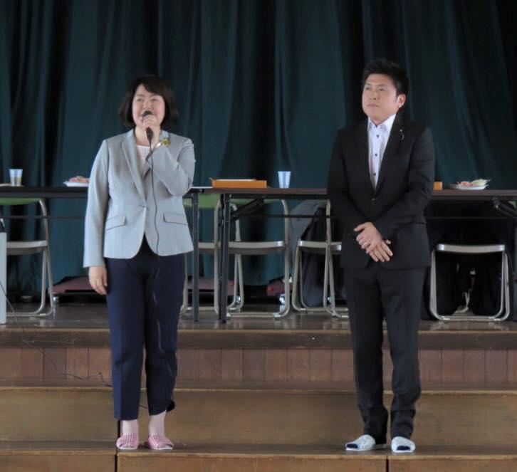 関西甑島連合会のソフトバレーボール大会に参加