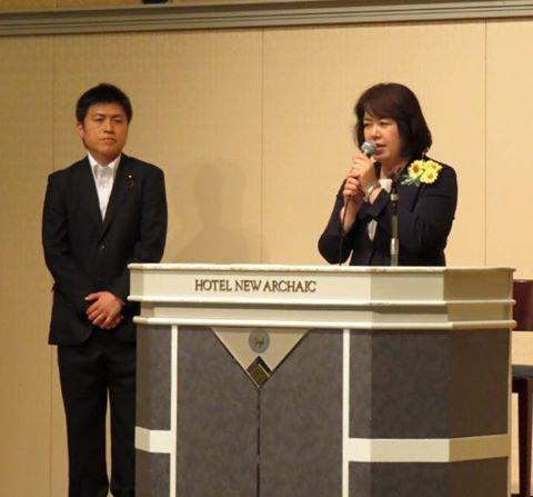 自動車整備振興会尼崎支部で挨拶