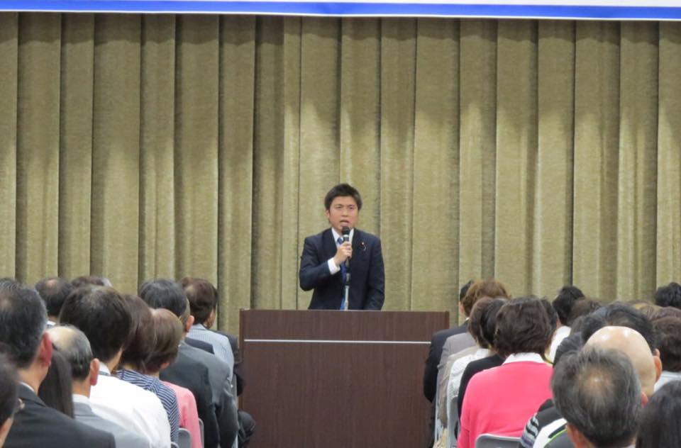 尼崎総支部大会、東兵庫総支部大会に参加