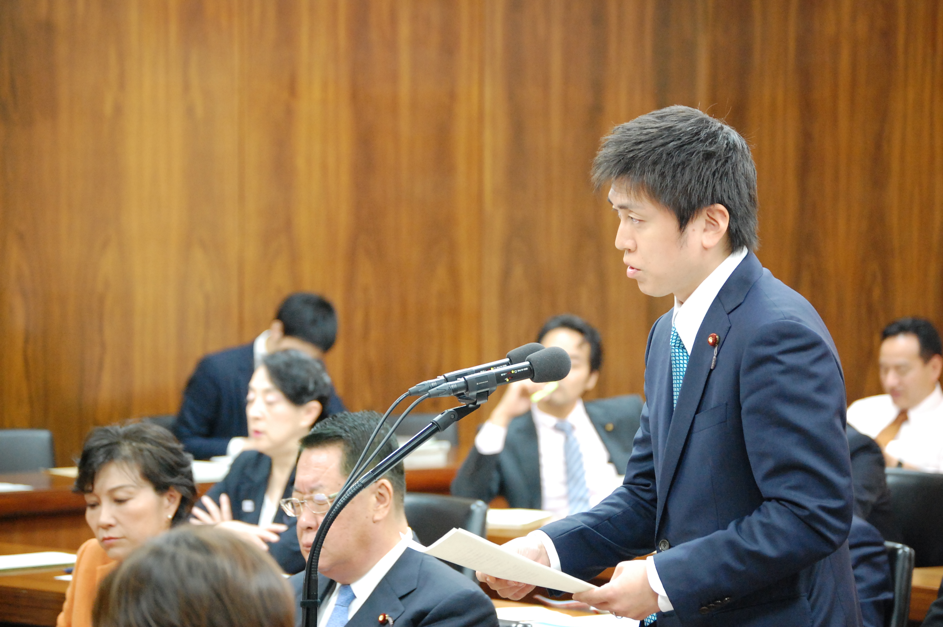 衆院経済産業委員会(2016/10/26)1