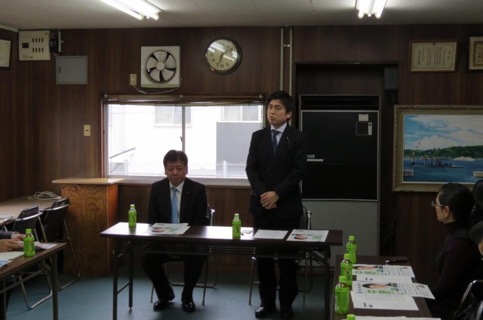 東阪神タクシー協同組合社長会に参加