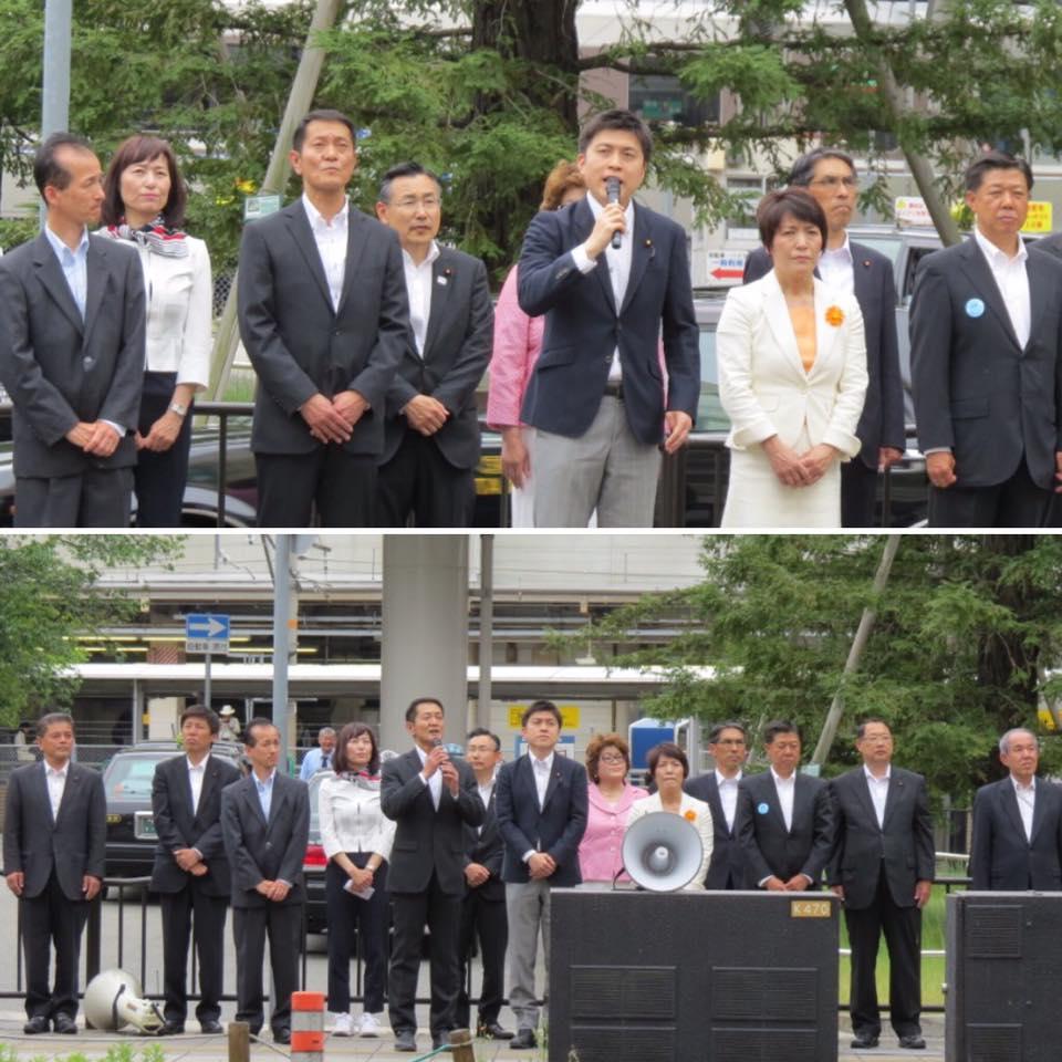 尼崎市議選(6月4日投票)が告示