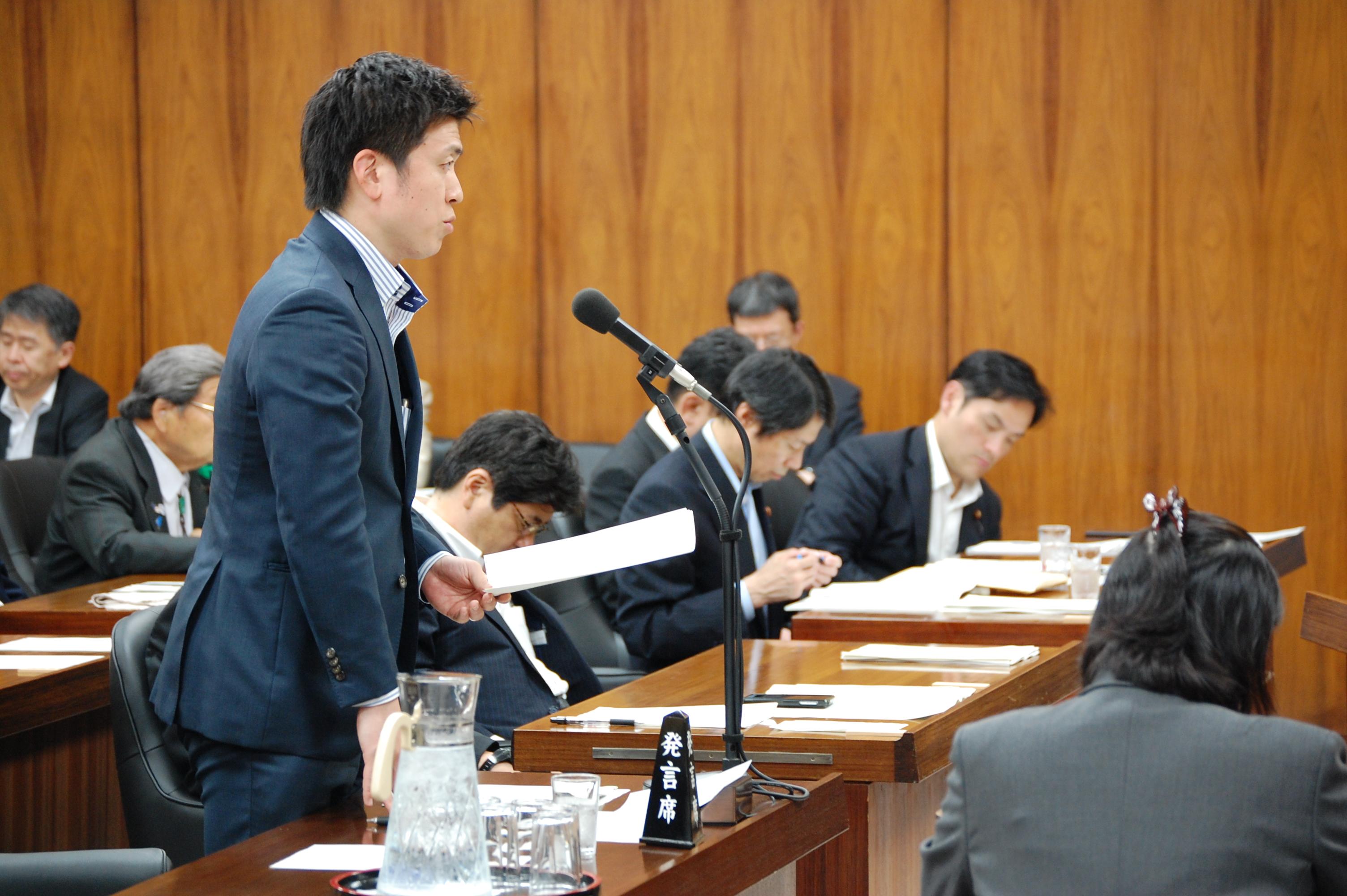 衆院原子力問題調査特別委員会(2017/5/25)4