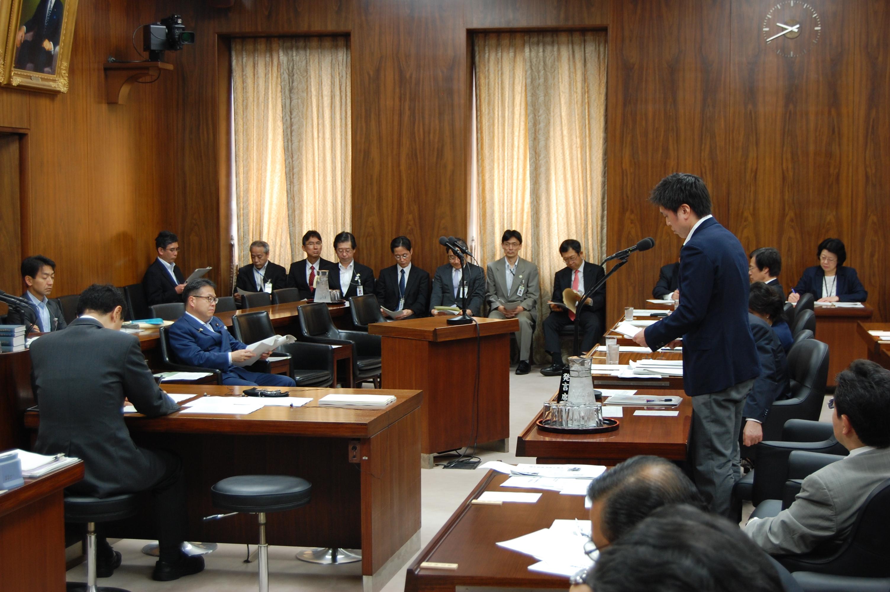 衆院経済産業委員会(2017/5/31)4